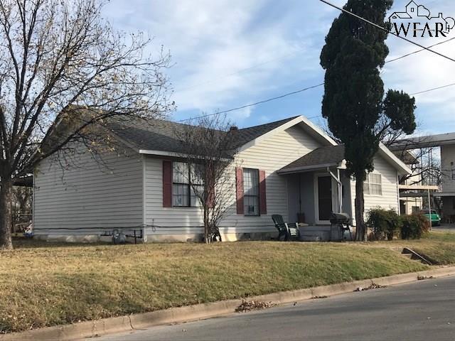 1607 Bell Street, Wichita Falls, TX 76309 (MLS #152360) :: WichitaFallsHomeFinder.com