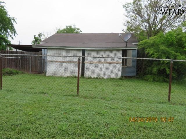 2812 Sherman Road, Wichita Falls, TX 76309 (MLS #152684) :: WichitaFallsHomeFinder.com