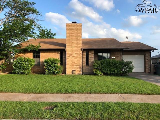 1415 Christine Road, Wichita Falls, TX 76302 (MLS #152926) :: WichitaFallsHomeFinder.com