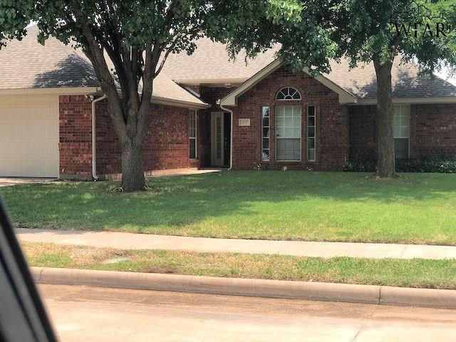 3017 Whitehall Lane, Wichita Falls, TX 76309 (MLS #153099) :: WichitaFallsHomeFinder.com