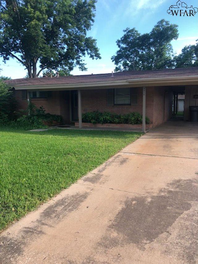 4810 Alamo Drive, Wichita Falls, TX 76302 (MLS #153155) :: WichitaFallsHomeFinder.com