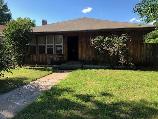 2004 Pearl Avenue, Wichita Falls, TX 76301 (MLS #153296) :: WichitaFallsHomeFinder.com