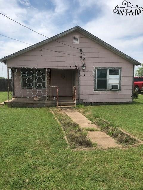 108 S Cedar Street, Holliday, TX 76366 (MLS #153339) :: WichitaFallsHomeFinder.com