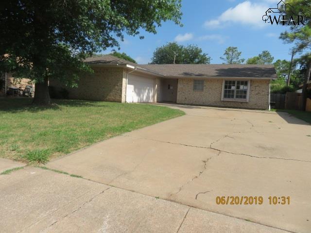 4905 Rockpoint Street, Wichita Falls, TX 76310 (MLS #153350) :: WichitaFallsHomeFinder.com