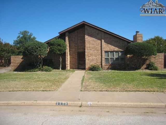 2406 Bryan Glen Street, Wichita Falls, TX 76308 (MLS #153546) :: WichitaFallsHomeFinder.com