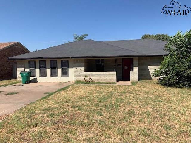 2810 Woods Street, Vernon, TX 76384 (MLS #154041) :: WichitaFallsHomeFinder.com