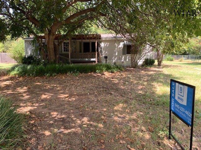 603 Park Street, Burkburnett, TX 76354 (MLS #154078) :: WichitaFallsHomeFinder.com