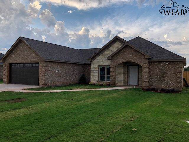 20 Ford Road, Holliday, TX 76366 (MLS #154268) :: WichitaFallsHomeFinder.com