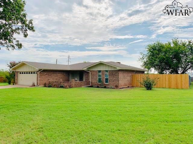 109 Royal Road, Lakeside City, TX 76308 (MLS #154448) :: WichitaFallsHomeFinder.com