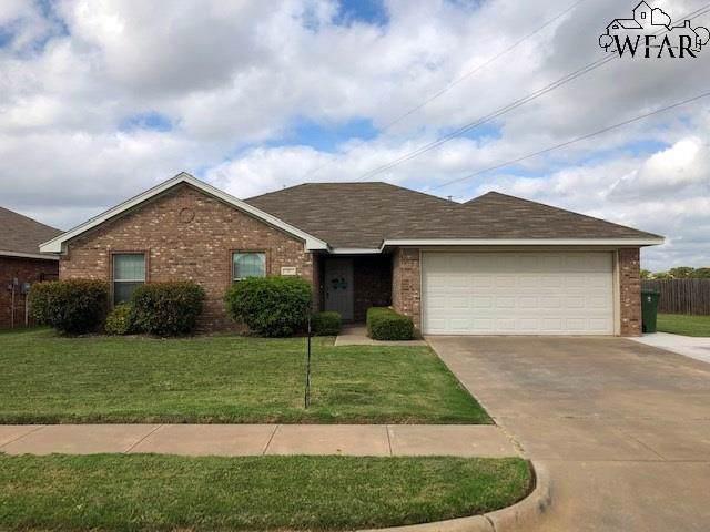 11 Evington Court, Wichita Falls, TX 76302 (MLS #154550) :: WichitaFallsHomeFinder.com