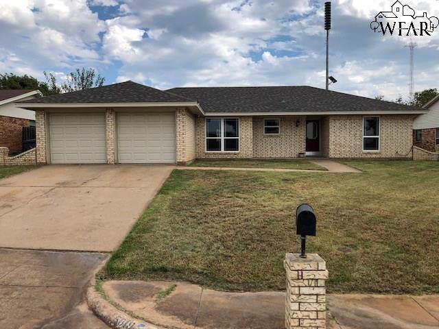 5019 Eastridge Drive, Wichita Falls, TX 76302 (MLS #154666) :: WichitaFallsHomeFinder.com