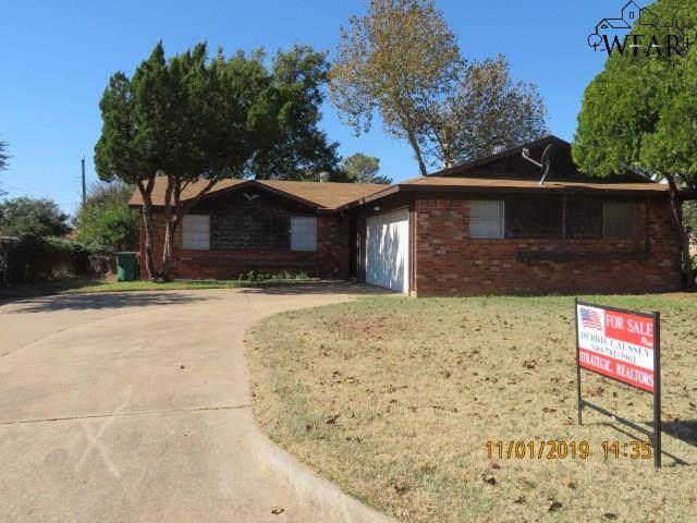 1119 Cornelia Avenue, Iowa Park, TX 76367 (MLS #154863) :: WichitaFallsHomeFinder.com
