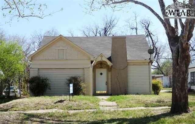 1661 Dayton Avenue, Wichita Falls, TX 76301 (MLS #154949) :: WichitaFallsHomeFinder.com
