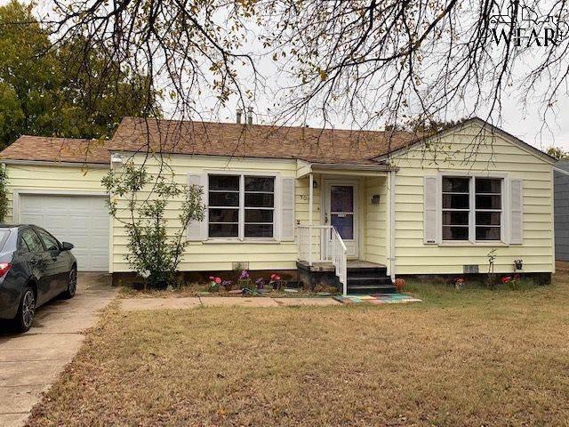 309 Rockwood Drive, Wichita Falls, TX 76301 (MLS #154976) :: WichitaFallsHomeFinder.com