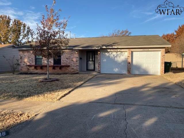 1606 Ruidosa Drive, Wichita Falls, TX 76306 (MLS #155130) :: WichitaFallsHomeFinder.com