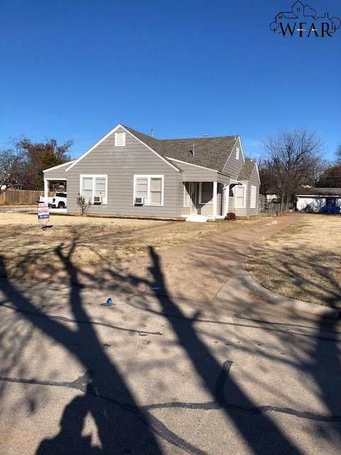 1912 Elizabeth Avenue, Wichita Falls, TX 76301 (MLS #155160) :: WichitaFallsHomeFinder.com