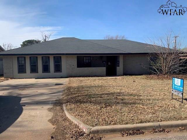 2810 Woods Street, Vernon, TX 76384 (MLS #155217) :: WichitaFallsHomeFinder.com