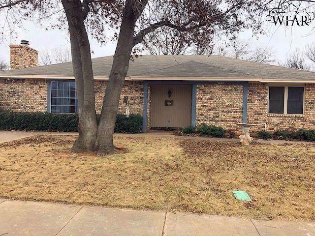 5059 Lindale Drive, Wichita Falls, TX 76310 (MLS #155248) :: WichitaFallsHomeFinder.com