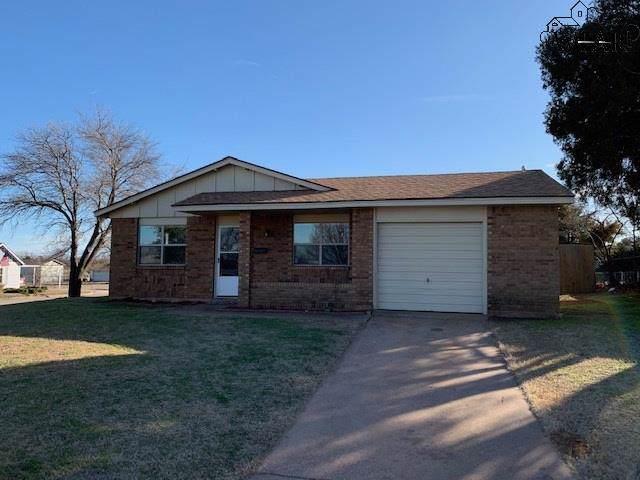 127 S Glencoe Circle, Wichita Falls, TX 76302 (MLS #155610) :: WichitaFallsHomeFinder.com