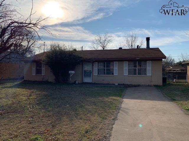 1708 Tucson Drive, Wichita Falls, TX 76308 (MLS #155905) :: WichitaFallsHomeFinder.com