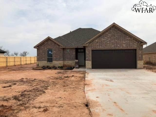 60 Ford Road, Holliday, TX 76366 (MLS #156306) :: WichitaFallsHomeFinder.com