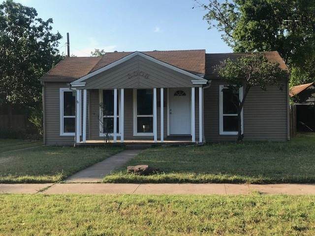 3008 9TH STREET, Wichita Falls, TX 76301 (MLS #157050) :: Bishop Realtor Group