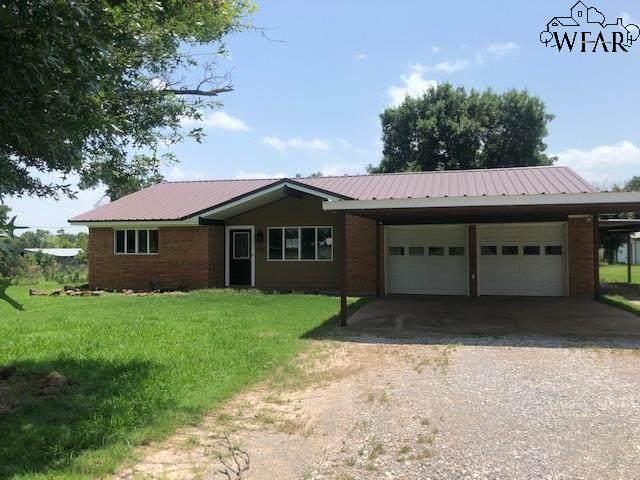 243 Wanami Trail, Wichita Falls, TX 76310 (MLS #157213) :: Bishop Realtor Group