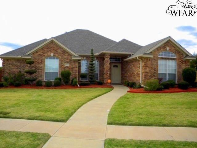 5310 Ridgecrest Drive, Wichita Falls, TX 76310 (MLS #157515) :: Bishop Realtor Group