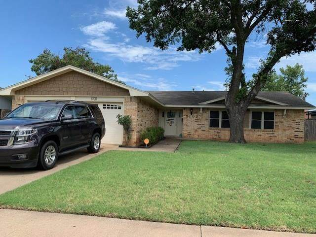 5102 Catskills Drive, Wichita Falls, TX 76310 (MLS #157568) :: Bishop Realtor Group