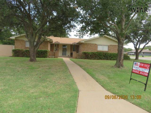 1700 Mary Lane, Wichita Falls, TX 76302 (MLS #157978) :: WichitaFallsHomeFinder.com