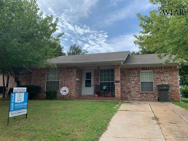 1305 Montgomery Street, Wichita Falls, TX 76302 (MLS #158093) :: Bishop Realtor Group