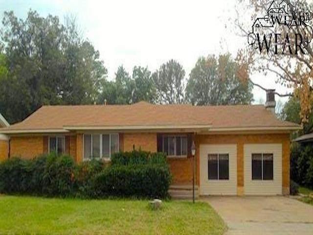 4911 Lake Park Drive, Wichita Falls, TX 76302 (MLS #158147) :: WichitaFallsHomeFinder.com