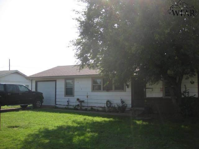 1613 Longview Street, Wichita Falls, TX 76306 (MLS #158165) :: WichitaFallsHomeFinder.com