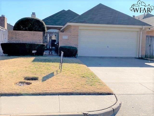 1519 Malcolm Lane, Wichita Falls, TX 76301 (MLS #159100) :: WichitaFallsHomeFinder.com