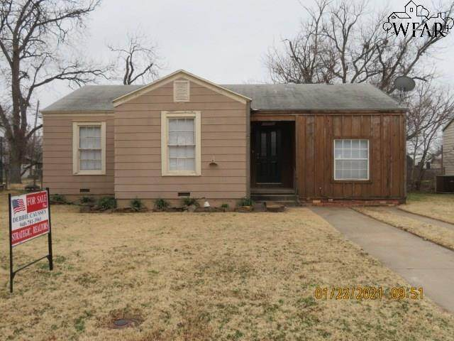 2409 Inglewood Drive, Wichita Falls, TX 76301 (MLS #159187) :: Bishop Realtor Group