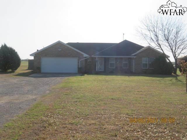 2973 Rifle Range Road, Iowa Park, TX 76367 (MLS #159889) :: WichitaFallsHomeFinder.com