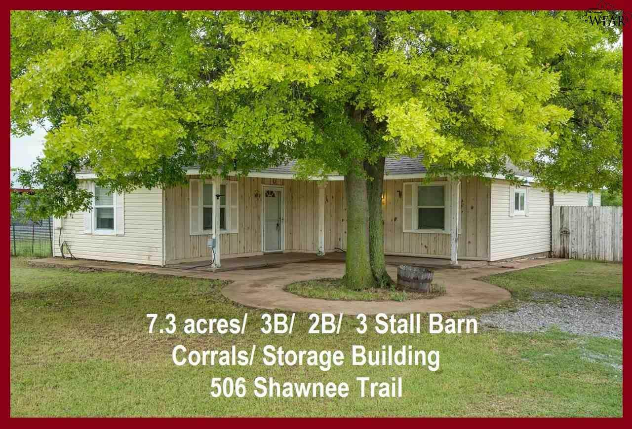 506 Shawnee Trail - Photo 1