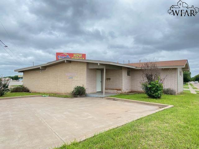 3000 Jacksboro Highway, Wichita Falls, TX 76302 (MLS #160611) :: Bishop Realtor Group