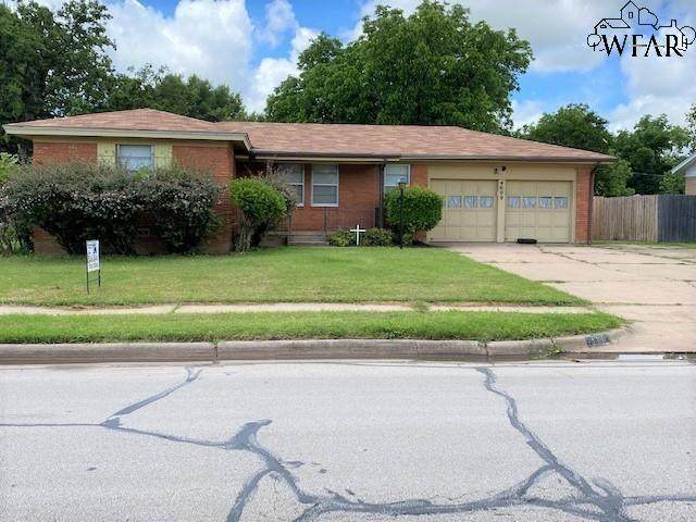 4609 Lindale Drive, Wichita Falls, TX 76310 (MLS #160613) :: WichitaFallsHomeFinder.com