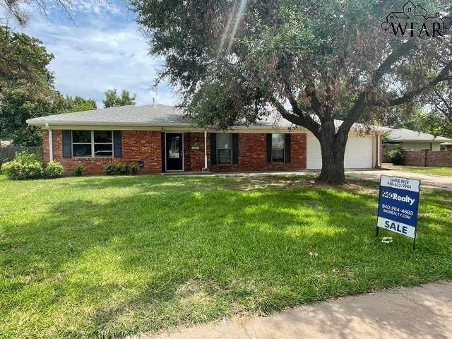 4225 Seymour Road, Wichita Falls, TX 76309 (MLS #161350) :: Bishop Realtor Group