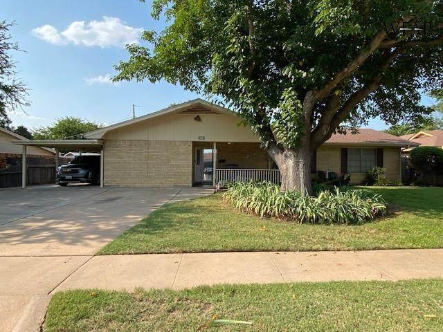 1310 Oakhurst Drive, Wichita Falls, TX 76302 (MLS #161391) :: Bishop Realtor Group