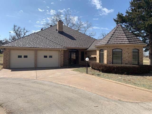 20 Fairway, Vernon, TX 76384 (MLS #161479) :: WichitaFallsHomeFinder.com