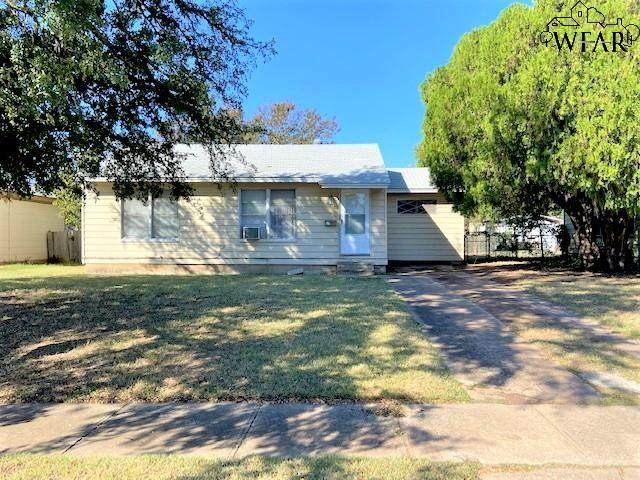 4320 Mccutchen Avenue, Wichita Falls, TX 76302 (MLS #162359) :: Bishop Realtor Group