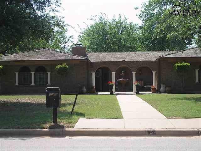 5 Sycamore Circle, Burkburnett, TX 76354 (MLS #150144) :: WichitaFallsHomeFinder.com