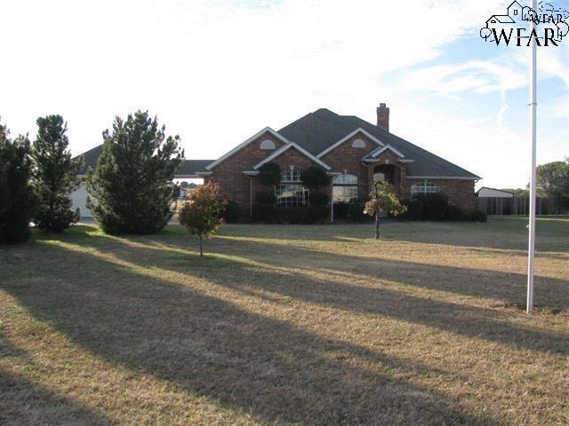 5178 Turkey Ranch Road, Wichita Falls, TX 76310 (MLS #151196) :: WichitaFallsHomeFinder.com