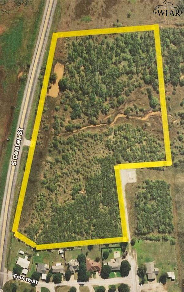 102 acres Hwy 79, Archer City, TX 76351 (MLS #155902) :: WichitaFallsHomeFinder.com