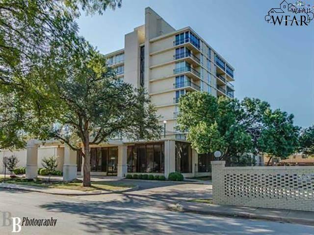 2100 SW Santa Fe Street, Wichita Falls, TX 76309 (MLS #160509) :: WichitaFallsHomeFinder.com