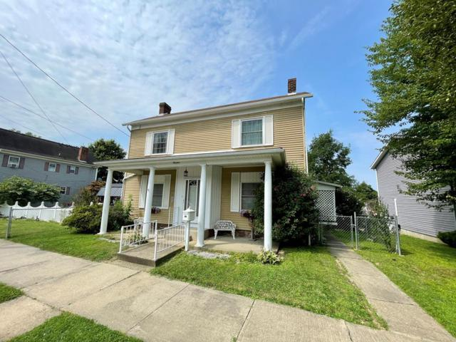 19 Hickory Avenue, Moundsville, WV 26041 (MLS #130045) :: THA Realty