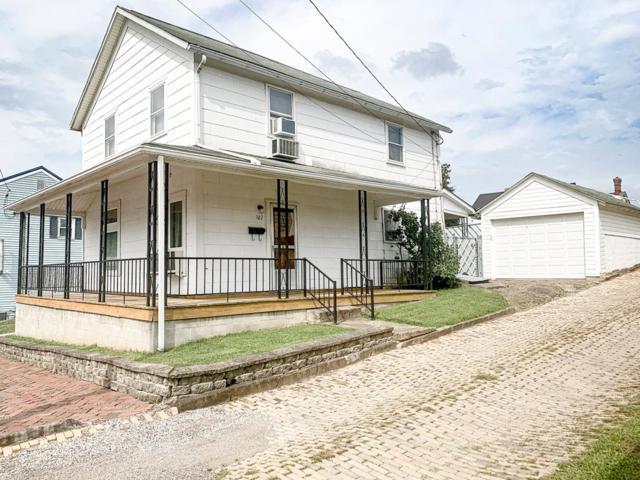 107 Elizabeth Street, Sistersville, WV 26175 (MLS #130296) :: THA Realty