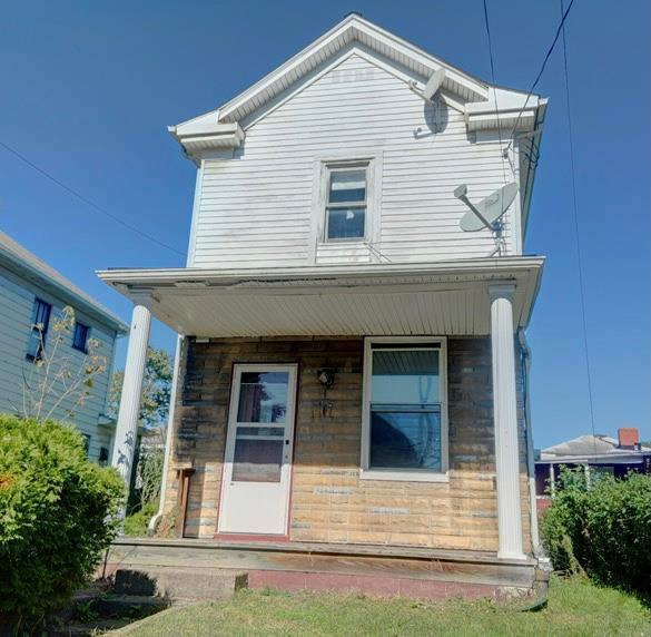 1904 Second St, Moundsville, WV 26041 (MLS #130428) :: THA Realty